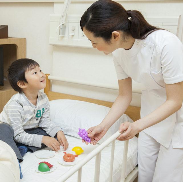 医療をうける子どもたちへのプレパレーション